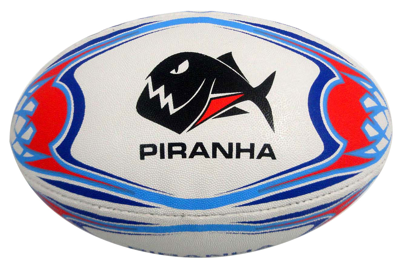 Rugby Balls and Training aids | Piranha Sports