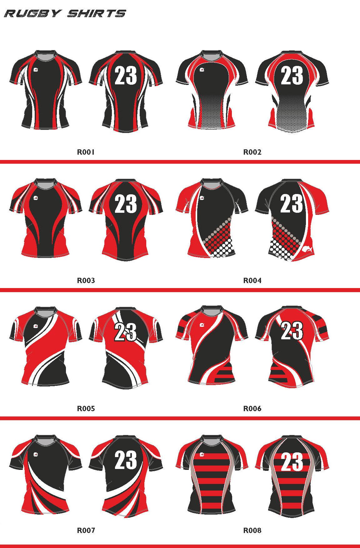 Piranha Rugby Wear