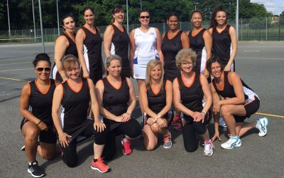 Dominoes Netball Kit