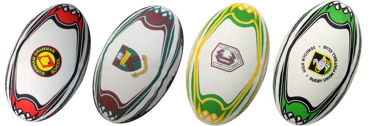 rugby balls - made to order